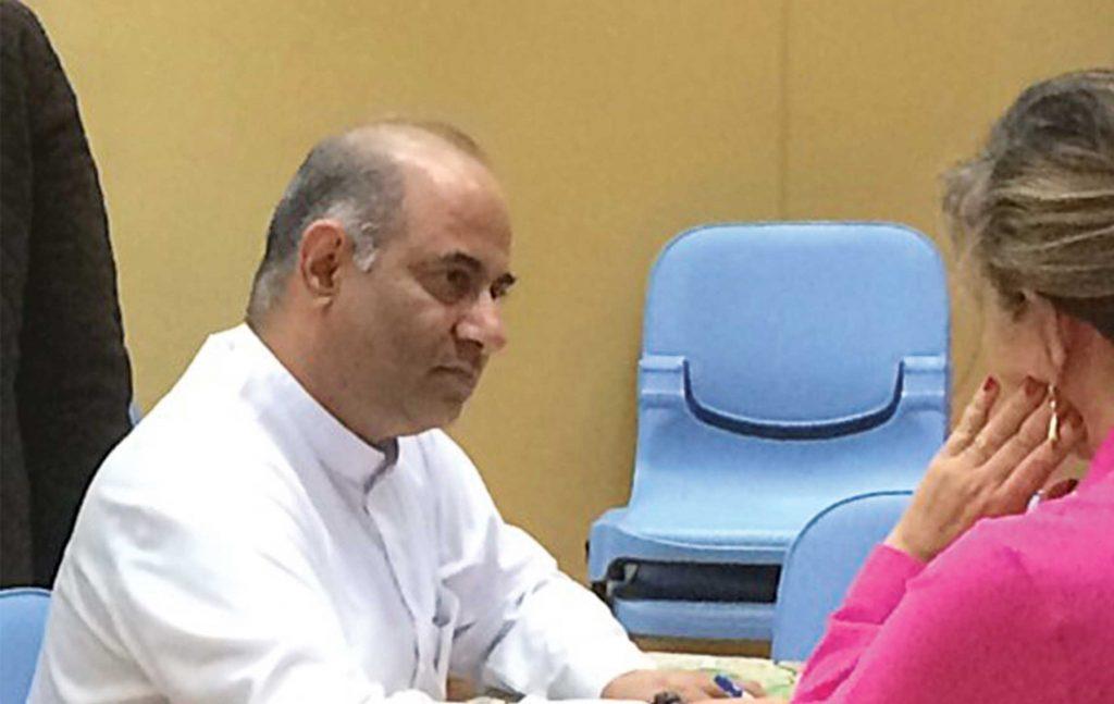 Mr. Vinod Sharma Hong Kong Consulting Patient