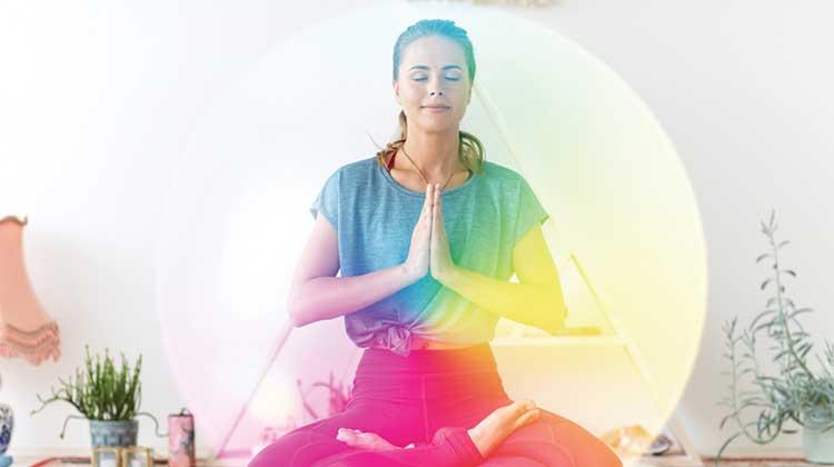 Aura healing from Mr. Vinod Sharma Hong Kong
