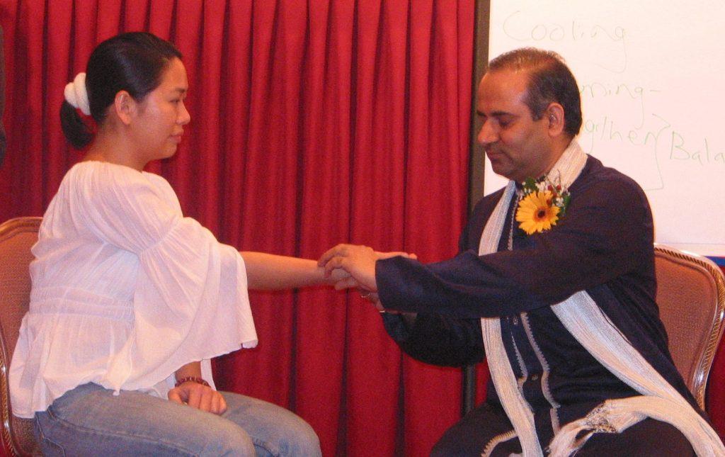 Ayurveda Seminar by Mr. Vinod Sharma Hong Kong 2