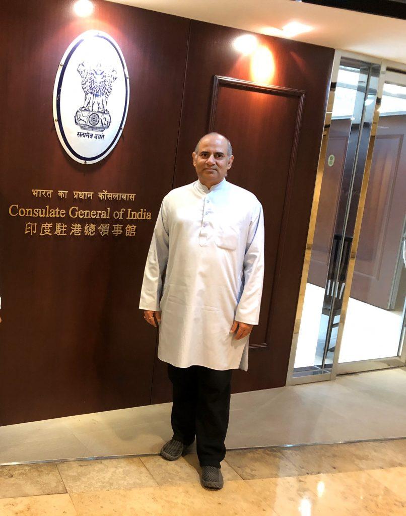 Seminar on Various Health Topics by Mr. Vinod Sharma Hong Kong 4