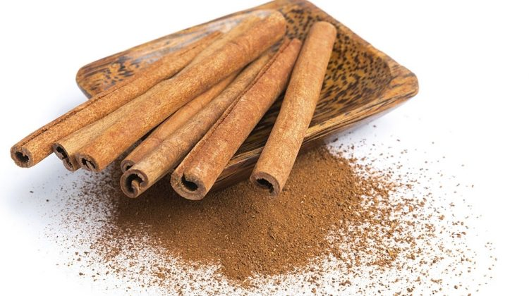 Bowl of Cinnamon